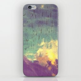 salted air iPhone Skin
