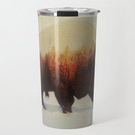 Bison (V3 Series) Travel Mug
