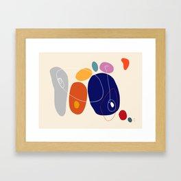 Krazo Framed Art Print