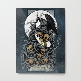 Astarte Metal Print