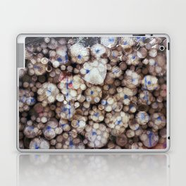travelling east into the past Laptop & iPad Skin