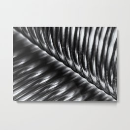 Tension Metal Print