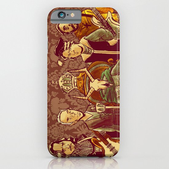 """King Animal"" by Dmitri Jackson iPhone & iPod Case"