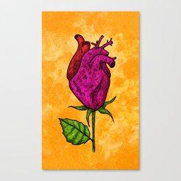 Viscerosa Canvas Print