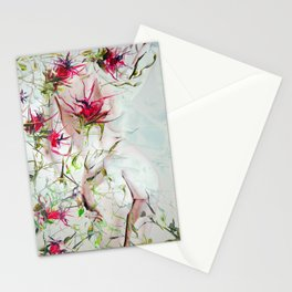 Beautiful nude - DornXchen Stationery Cards