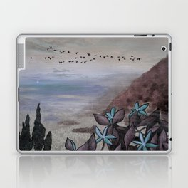 over the hills Laptop & iPad Skin