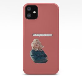 marilyn #1 iPhone Case