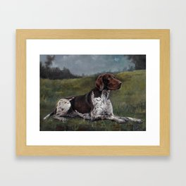 Arex Framed Art Print
