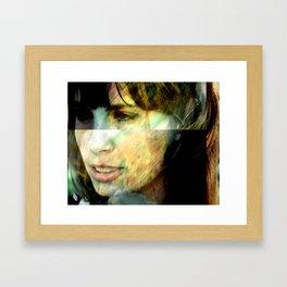 Bethany's World Framed Art Print