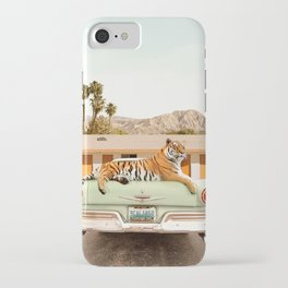 Tiger Motel iPhone Case
