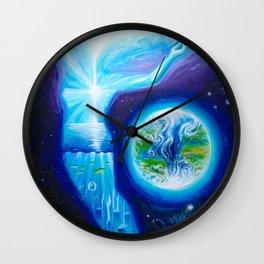 Spirit of Atlantis Wall Clock