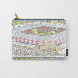 Pernambuco Soccer Arena, Recife, Brazil Carry-All Pouch