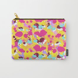 Funky Dancing Spots Carry-All Pouch
