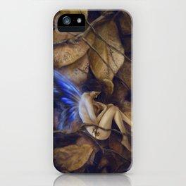 Autumn Slumber iPhone Case