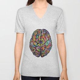 A Renewed Mind Unisex V-Neck