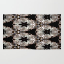 Concave Stature Pattern 10 Rug