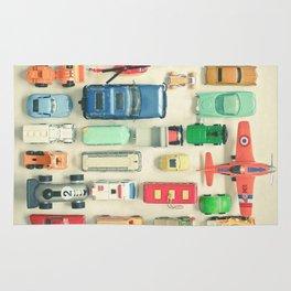Free Parking Rug