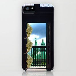 Hold the Door iPhone Case