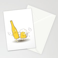 We are not drunk! Stationery Cards