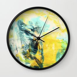 Painting No. 1 Wall Clock