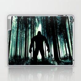 Untold Mystery Laptop & iPad Skin