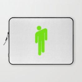 Billie Green Laptop Sleeve