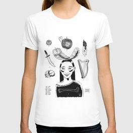 Vaine gloire // Vain glory T-shirt
