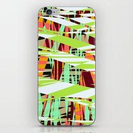 xyz 6b 1b iPhone Skin