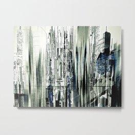 Urbania b52 Metal Print