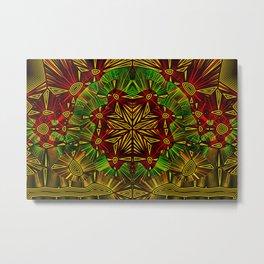 Colorandblack series 909 Metal Print
