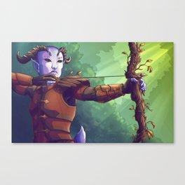 Celestial Faun Canvas Print