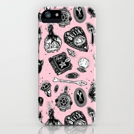 Witchy iPhone Case