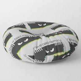 I have bad memory RAM Floor Pillow