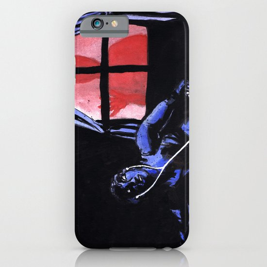 """""""Scariest Listening Experiences"""" by Cap Blackard iPhone & iPod Case"""