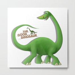 the good dinosaurus Metal Print