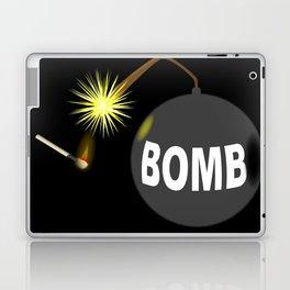 Bomb and Match Laptop & iPad Skin
