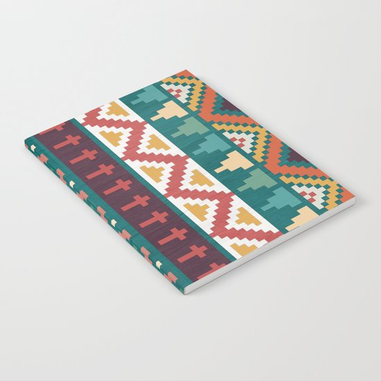 Southwestern Pattern Notebook