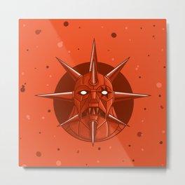 Mon Star Metal Print