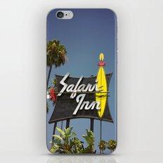 Safari Inn iPhone Skin
