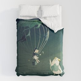 Good Old Fashioned Villain Comforters