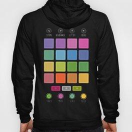 Dj Electronic Music Hoody