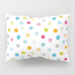 Chickweed Mid Dots Pillow Sham