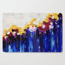 Always Flowers Cutting Board