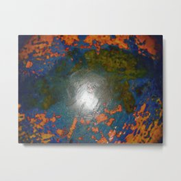 Along but still the really aside cue territory. 21 Metal Print