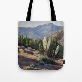 The Sentinels of the California Desert Tote Bag