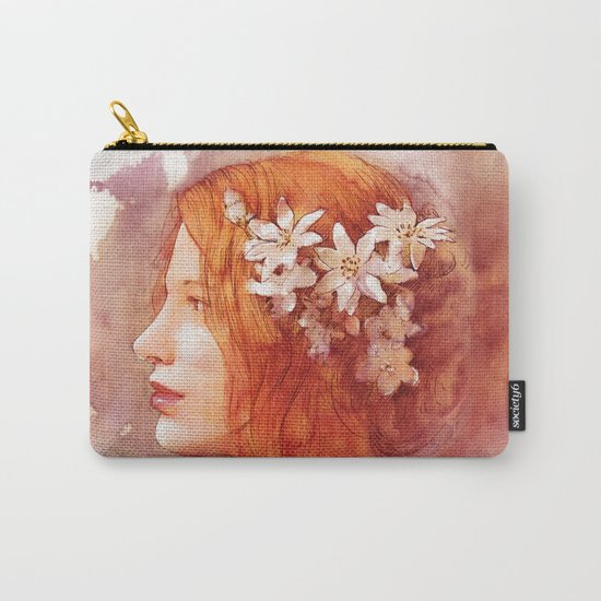 Flower scent Carry-All Pouch