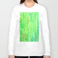 sprinkles Long Sleeve T-shirts featuring Sprinkles by Rosie Brown