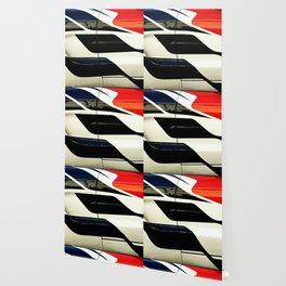 Car Door Geometric Abstract Wallpaper