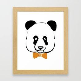 Pandada Framed Art Print