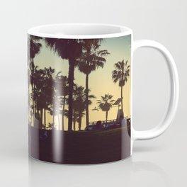 Venice Beach Sunset Coffee Mug